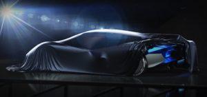 Annunciato l'arrivo nel 2023 dell'hypercar italiana Estrema Fulminea