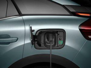 La facilità di ricaricare Nuova Citroën ë-C4 – 100% ëlectric con la App My Citroën