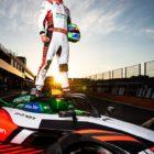 Formula E, test Valencia 2020