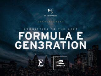 DS Automobiles in Formula E fino al 2026
