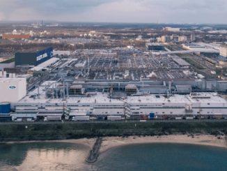 Ford trasforma il suo sito produttivo di Colonia