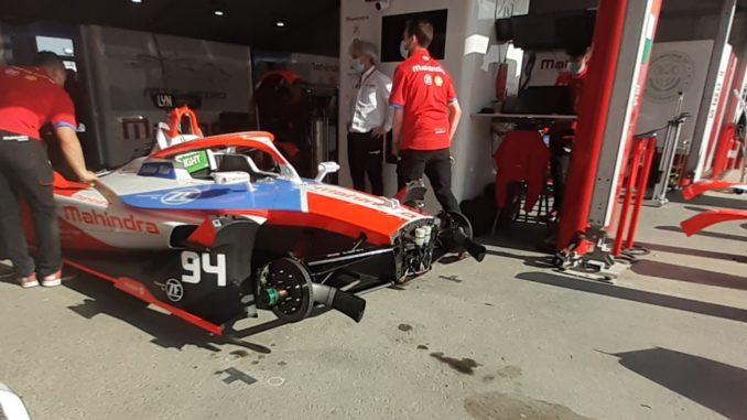 Formula E. Brembo illustra la problematiche dei freni del Diriyadh E-Prix v