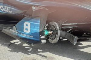 Formula E. Brembo illustra la problematiche dei freni del Diriyadh E-Prix