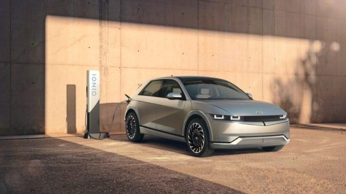 Presentata la nuova Hyundai Ioniq 5