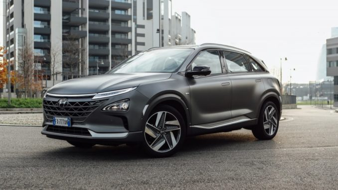 "Hyundai Nexo premiata come ""Alternative Energy Car of the Year"""