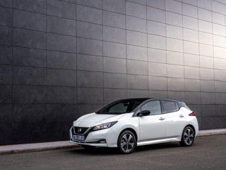Nissan Leaf10 per celebrare i 10 anni di successi