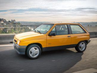 Opel Corsa A GT