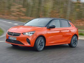 Le vetture Opel elettrificate scalano le montagne