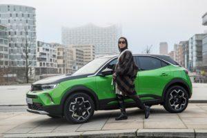 Nuovo Opel Mokka conquista gli esperti di stile