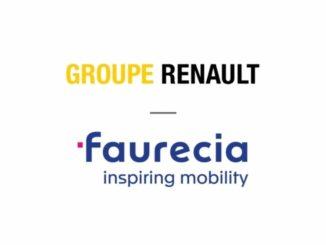 Renault e Faurecia insieme per i sistemi di stoccaggio dell'idrogeno