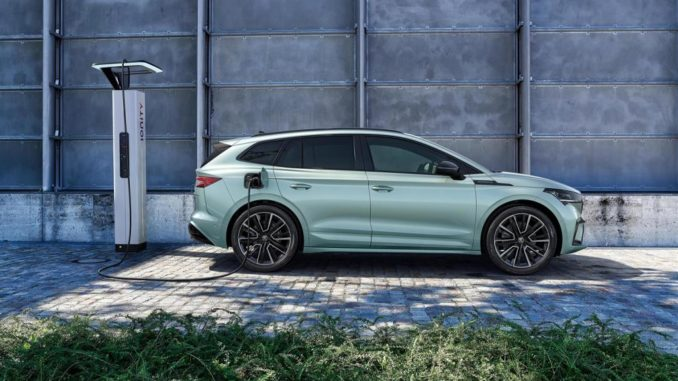 I processi del design e le personalizzazioni degli interni di Škoda Enyaq iV