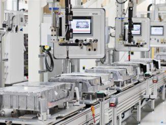 Prodotte 100mila batterie Škoda Auto in 15 mesi