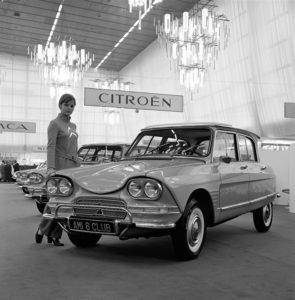 Storia. La nascita della Citroën Ami 6