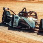 Porsche 99X Electric 2020 Test