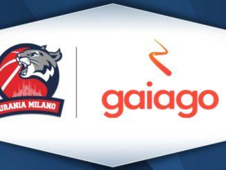 Partnership GaiaGo e Urania Basket