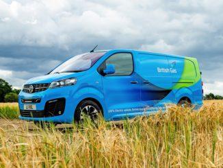 Ricevuto il più grande ordine di commerciali elettrici in UK da Vauxhal