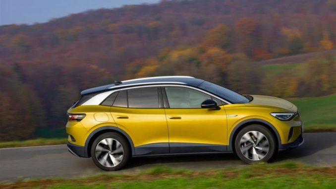 Aperti gli ordini per la gamma italiana di Volkswagen ID.4