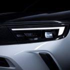 Opel Mokka with IntelliLux LED light