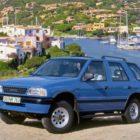 Opel Frontera (1991–95)