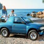 Opel Frontera Sport (1991–95)