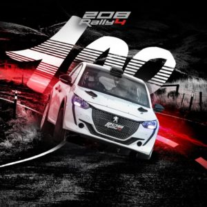 Grande successo di Peugeot 208 Rally4. Consegnata la centesima vettura.