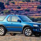 Opel Frontera B Sport, MY 1999