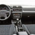 Opel Frontera B, Cockpit (1999)