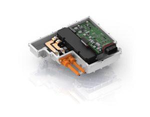 Da ZF, componenti a 800 Volt per veicoli elettrici