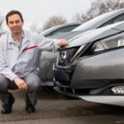 Alan Johnson, Vice President of Manufacturing at Nissan Sunderland