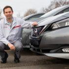 Alan Johnson, Vice President of Manufacturing at Nissan Sunderland