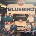 Bluebird new model team
