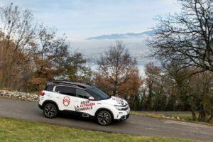 Citroën sarà anche protagonista della Milano Sanremo