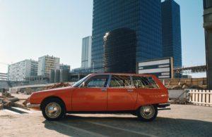 Storia: La compatta Citroën GS del 1970