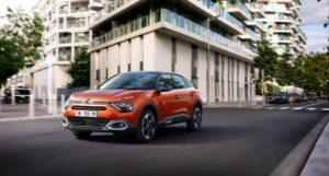 Nuova motorizzazione Diesel Blue HDi 110 S&S per Nuova Citroën C4