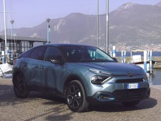 Gita al Lago d'Iseo con la Nuova Citroën ë-C4-100% ëlectric