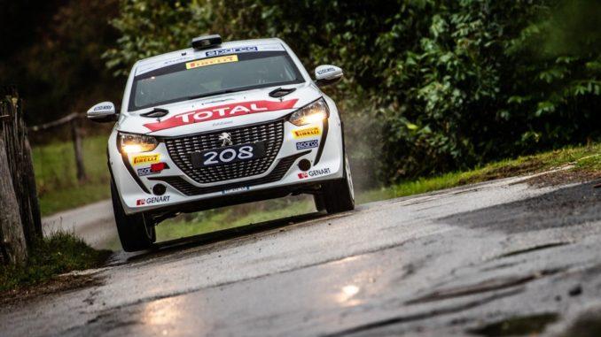 44° Rally Il Ciocco. Peugeot e Nucita vincono nel due ruote motrici