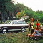 Opel Ascona Voyage