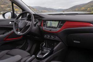 In tour sul lago di Como con il nuovo Opel Crossland