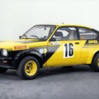 Opel Kadett C GT/E Coupé Gruppe 4, 1976, von Walter Röhrl und Jochen Berger