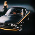 Opel Manta A GT/E, Sondermodell Black Magic, Werbung, 1975