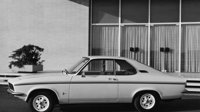 Storia. Ogni Opel Manta ha il suo prezzo