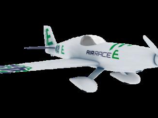 Nuove classi di gare elettriche nell'organizzazione Air Race E
