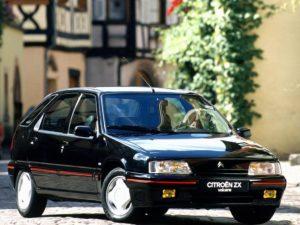 """Storia. Trent'anni di Citroën ZX e """"la qualità la senti"""""""