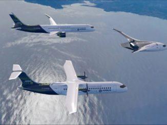 Airbus aeroplani a celle a combustibile entro il 2035