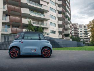 Ordinabile in Italia Citroën Ami – 100% ëlectric