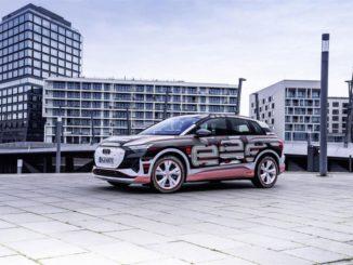 qualità di costruzione di Audi Q4 e-tron