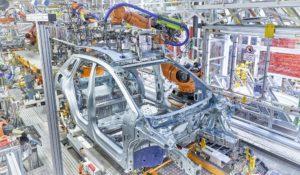 Inizia la produzione di Audi Q4 e-tron a Zwickau