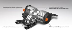 Percorso Bentley verso i motori elettrici sostenibili e riciclabili