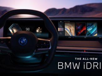 nuovo BMW iDrive