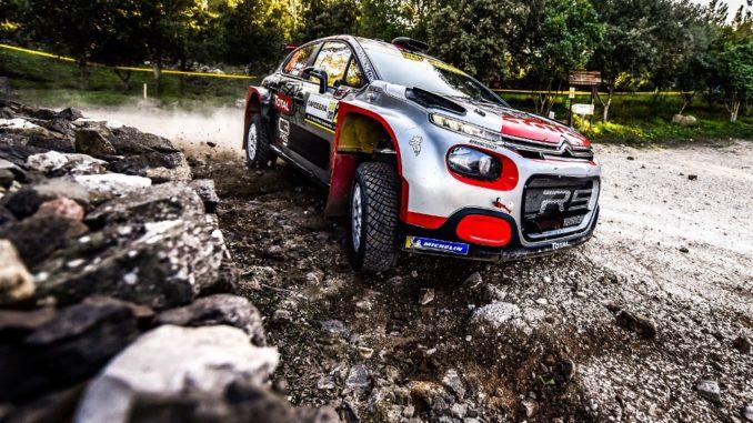 Citroën Racing alla conquista del secondo mondiale WRC2 con C3 Rally2